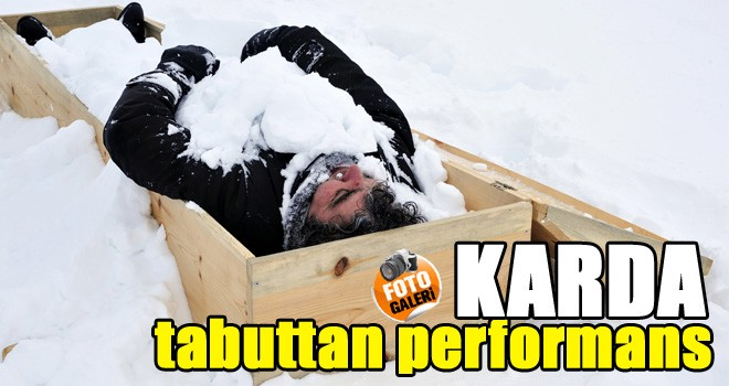Karda tabuttan performans